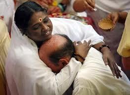 L'abbraccio di Amma